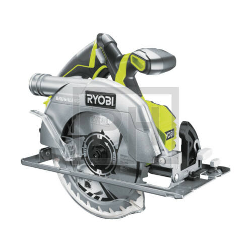 Ryobi R18CS7-0 18V, 184mm Szénkefe nélküli körfűrész akkumulátor és töltő nélkül