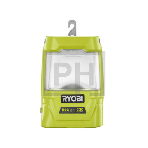 Ryobi R18ALU-0 18V LED-es térmegvilágító lámpa akkumulátor és töltő nélkül