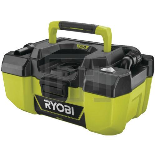 Ryobi R18PV-0 18V Porszívó akkumulátor és töltő nélkül