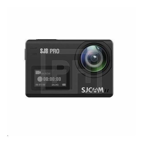 SJCAM SJ8 Pro 4K/60fps sportkamera fekete